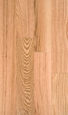 "BELLAWOOD Natural 3/8""x3"" Northern Red Oak Quercus Rubra 1290 Clear Finish Solid"