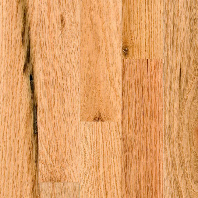 Bellawood 3 4 x 3 1 4 rustic red oak lumber for Rustic red oak flooring