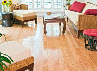 "BELLAWOOD Engineered Natural 1/2""x3 1/2"" Red Oak Quercus Rubra 1290 Clear Finish Engineered"