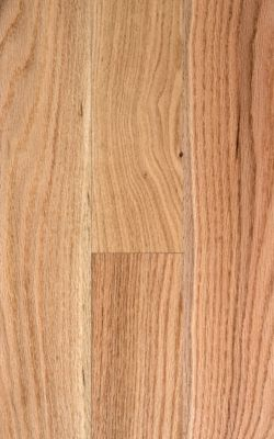 "BELLAWOOD Natural 3/4""x4"" Northern Red Oak Quercus Rubra 1290 Clear Finish Solid"