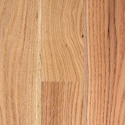 "BELLAWOOD Natural 3/4""x5"" Northern Red Oak Quercus Rubra 1290 Clear Finish Solid"