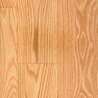 "BELLAWOOD Select 3/4""x5"" Northern Red Oak Quercus Rubra 1290 Clear Finish Solid"