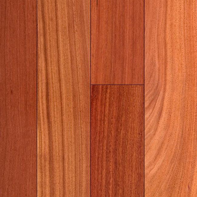 Bellawood 5 16 x 2 1 4 santos mahogany lumber for Bellawood prefinished hardwood flooring