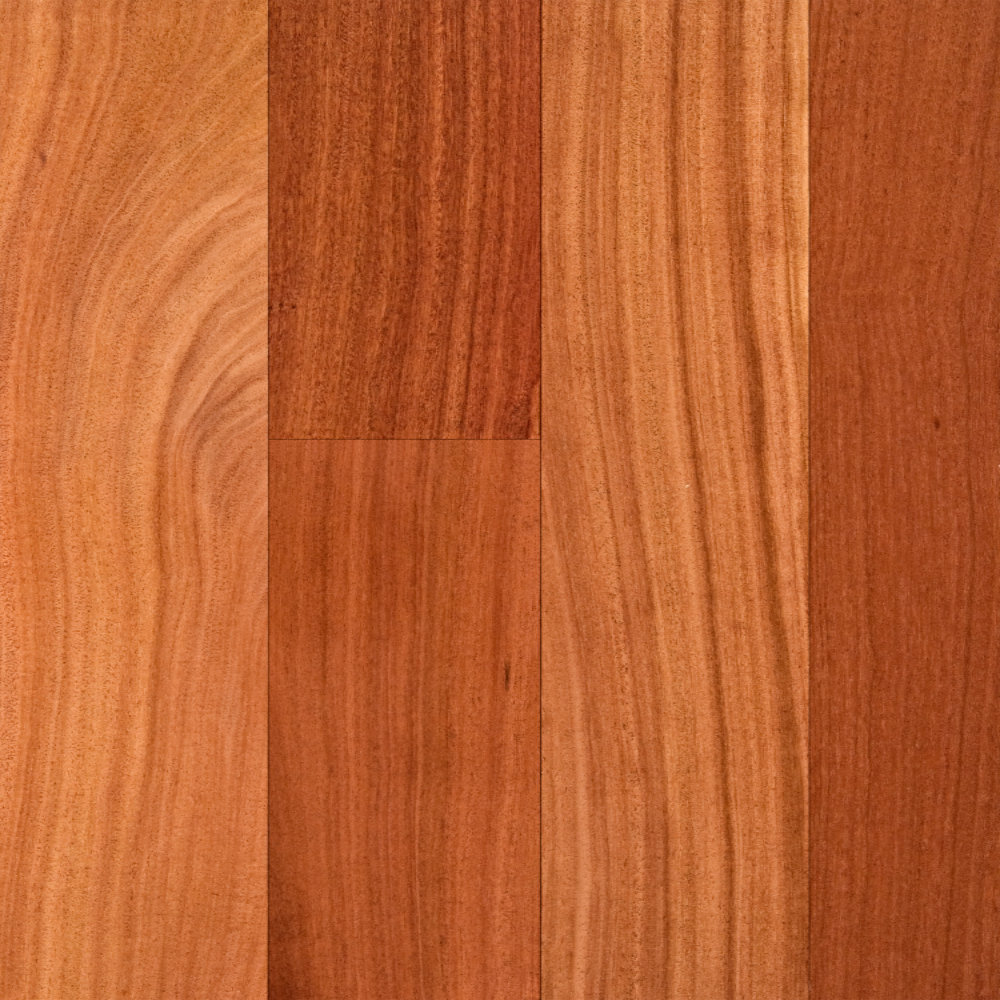 Clearance 3 4 x 3 1 4 santos mahogany bellawood for Clearance hardwood flooring