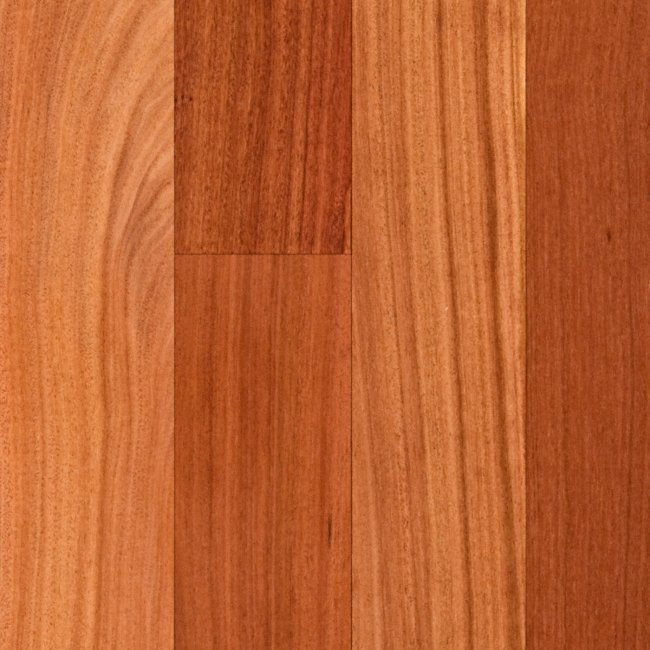 Clearance 3 4 x 3 1 4 santos mahogany bellawood for Bellawood bamboo