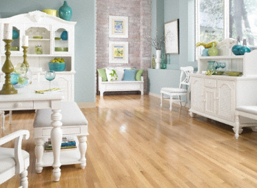 BELLAWOOD Select White Oak Quercus Alba 1360 Clear Finish Solid