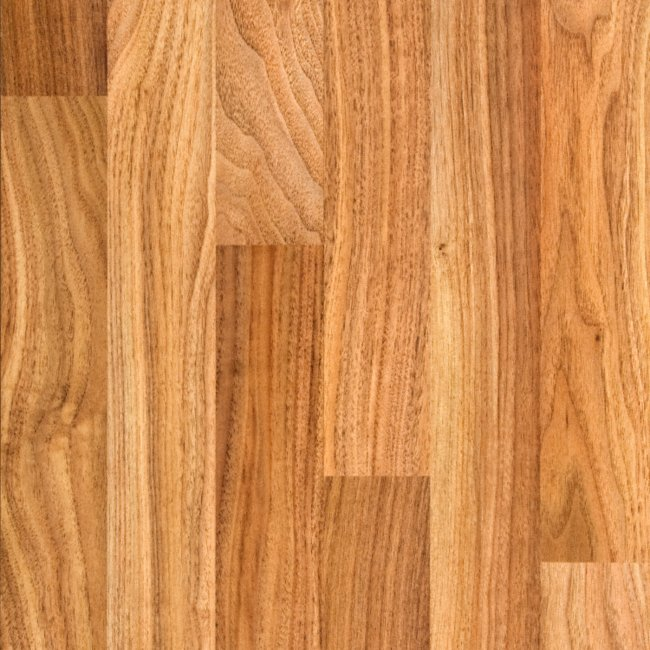 7mm Walnut Plank Laminate Flooring image