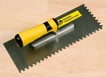 "1/4"" x 1/4"" Square-Notch Trowel"