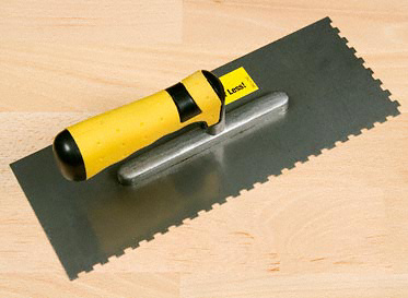 "1/4"" x 1/8"" Square-Notch Trowel"