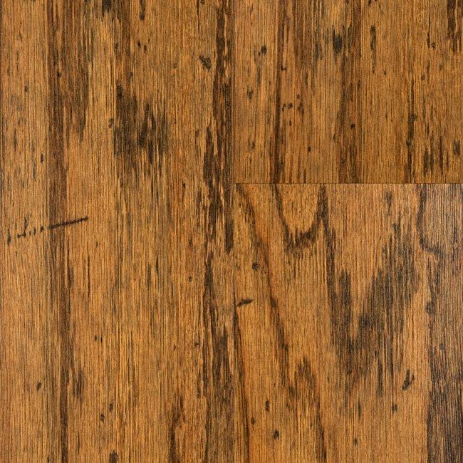8mm Rustic Oak Brown Laminate Image