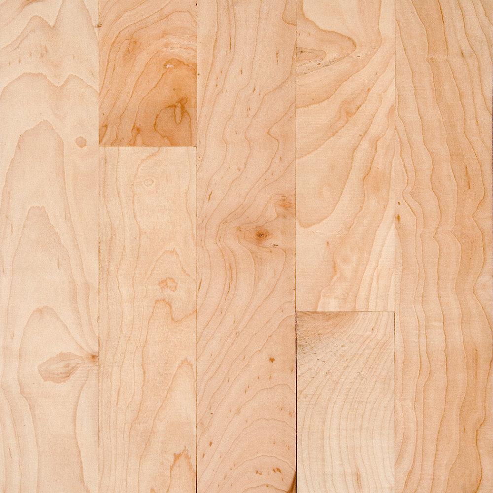 3 4 x 3 1 4 natural maple r l colston lumber for Rl colston flooring