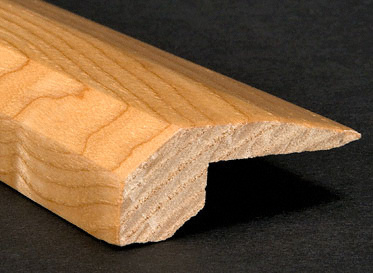 "5/8"" x 2"" x 6.5LFT Ash Threshold"