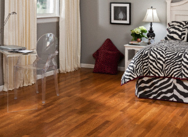 "Casa de Colour Millrun 3/4""x2 1/4"" Red Oak & White Oak Quercus Alba 1360 Stained Finish Solid"