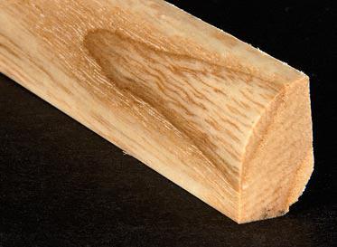 1 2 Quot X 3 4 Quot X 6 5 Lft Ash Shoe Molding Lumber