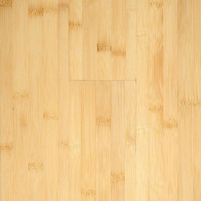 Morning star 5 8 x 3 3 4 horizontal natural bamboo Morning star bamboo flooring