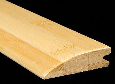 "5/8"" x 2"" x 6LFT Bamboo Reducer"