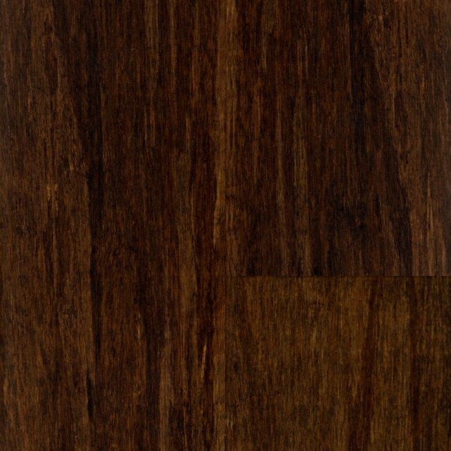 Morning star 5 8 x 3 3 4 french roast strand bamboo for Lumber liquidator