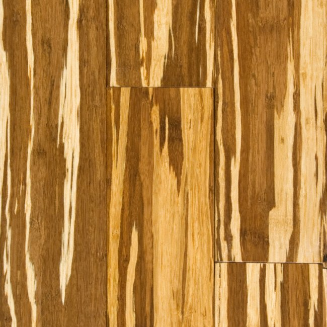 58 X 3 34 Tiger Strand Bamboo Morning Star Lumber