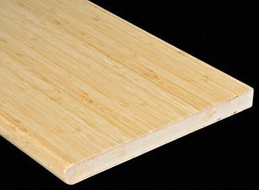 1 Quot X 12 Quot X 36 Quot Bamboo Vertical Natural Tread Lumber