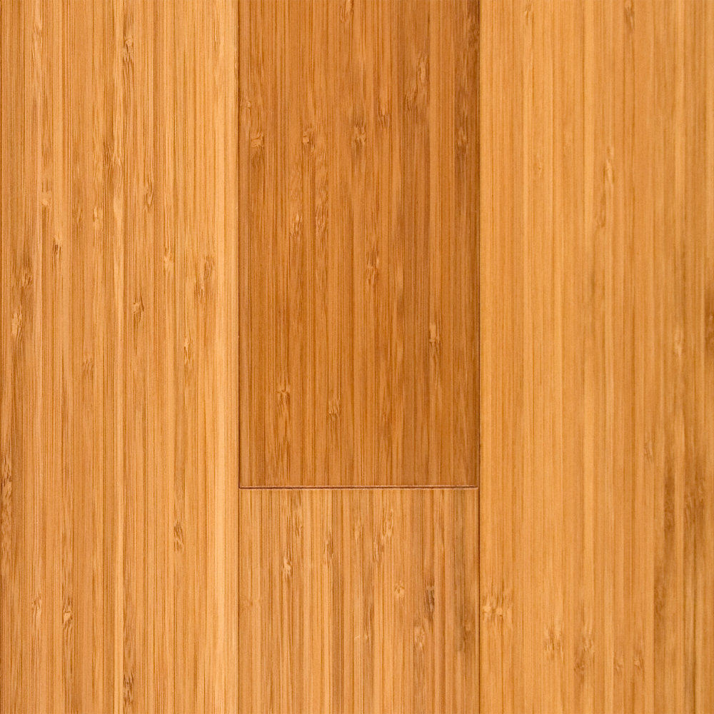 5 8 X 3 3 4 Vertical Carbonized Bamboo Morning Star