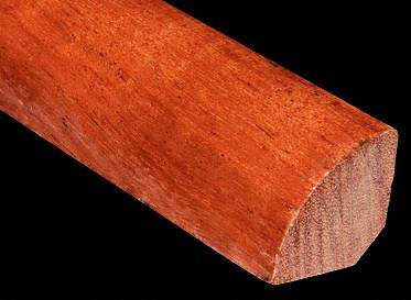 Prefinished bolivian rosewood quarter round lumber for Bellawood bolivian rosewood