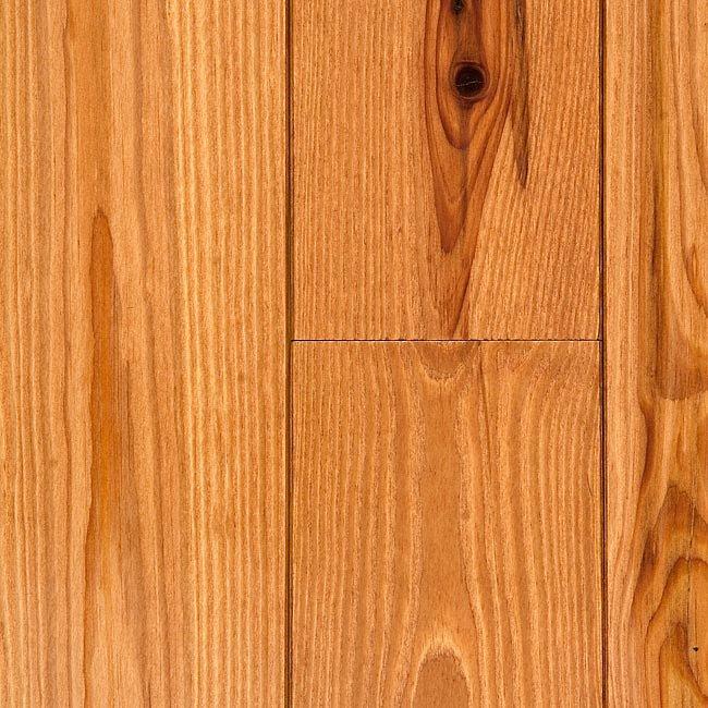 "Natural Unfinished Pine: 3/4"" X 5"" Savannah Gold Heart Pine :Lumber"