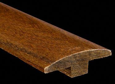 """5/8"""" x 2"""" x 6.5LFT Brazilian Walnut T-Molding"""