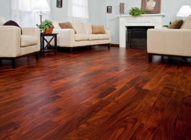 "Casa de Colour Select 3/4""x3 5/8"" Short Leaf Acacia Acacia Confusa 2250 Stained Finish Solid"