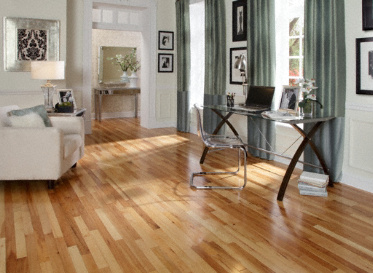 3 4 Quot X 3 1 4 Quot Hickory Natural Prefinished Flooring Major