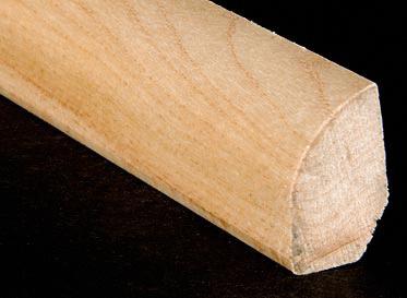 1 2 Quot X 3 4 Quot X 6 5 Lft Maple Shoe Molding Lumber