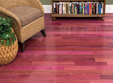 3 4 x 5 purpleheart flooring lumber liquidators for Purple heart flooring