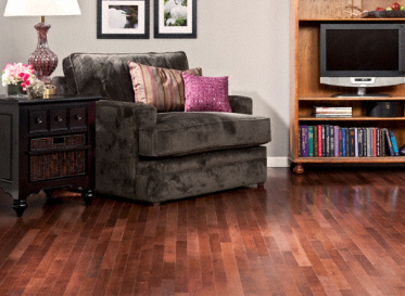 "Casa de Colour Natural 1/2""x2 1/4"" Oak Stained Finish Solid"