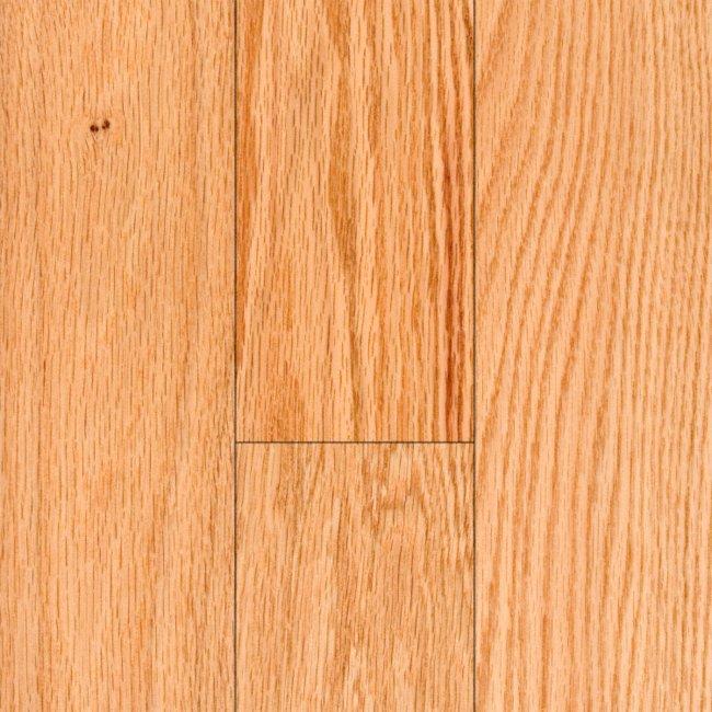 3 4 X 2 1 4 Red Oak Cabin Grade Hardwood Mayflower