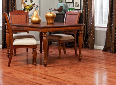 "Casa de Colour Millrun 3/4""x5"" Hickory Caraya spp. 1820 Stained Finish Solid"