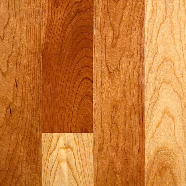 Schoumln Quick Clic Engineered Product Reviews And Ratings - American cherry hardwood flooring