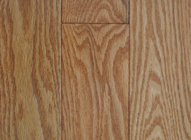 "Red Leaf Select 3/4""x3 1/4"" Stained Finish Solid"