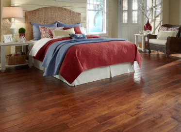 Virginia Mill Works Select Acacia Confusa 2250 Stained Finish Solid