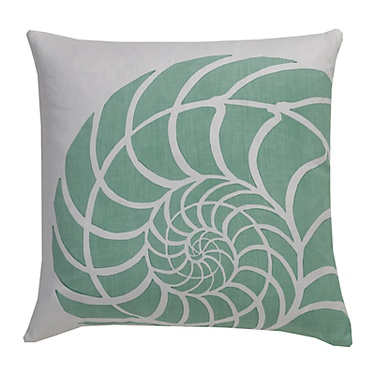 "Fresh, functional ""fine art"" pillows for everday living. These original throw pillows from Dermond Peterson Design are expressive and playful. Each one is block printed by hand on exceptional linen an :  pillow home maine throw pillow"
