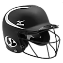MBH600 Prospect Batter's Helmet with FP Mask (Two-tone)