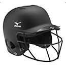 MBH600 Prospect Batter's Helmet with FP Mask (Solid)