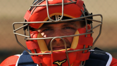 Brian McCann is ready for a strike to be thrown