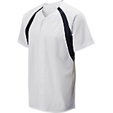 Mizuno Full Button Mesh Colorblock Jersey