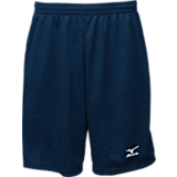 Mizuno Youth Mesh Shorts with Pockets