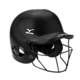 MBH250 MVP G2 OSFM Batter's Helmet with FP Mask (Solid)