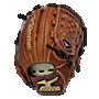 MVP Series GMVP1200B1 Pitcher Glove