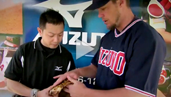 Nori Ito helps big league players get ready for the season