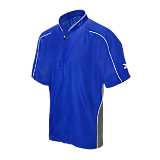 Mizuno Youth Premier Piped  S/S Batting Jersey G4