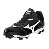 Mizuno 9-Spike Youth Franchise 6 Mid Cleats
