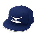 Flat Brimmed Branded Hat