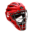 Samurai Fast pitch Catcher's Helmet